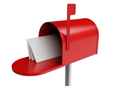 how to send mail to po box australia